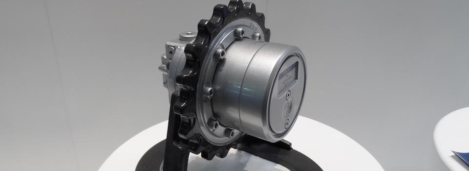 Fahrwerksmotoren