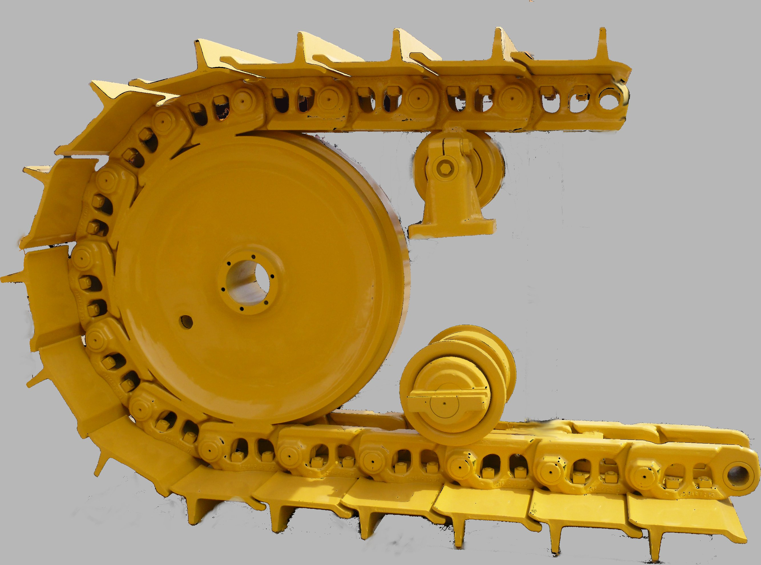 Fahrwerk Motoren